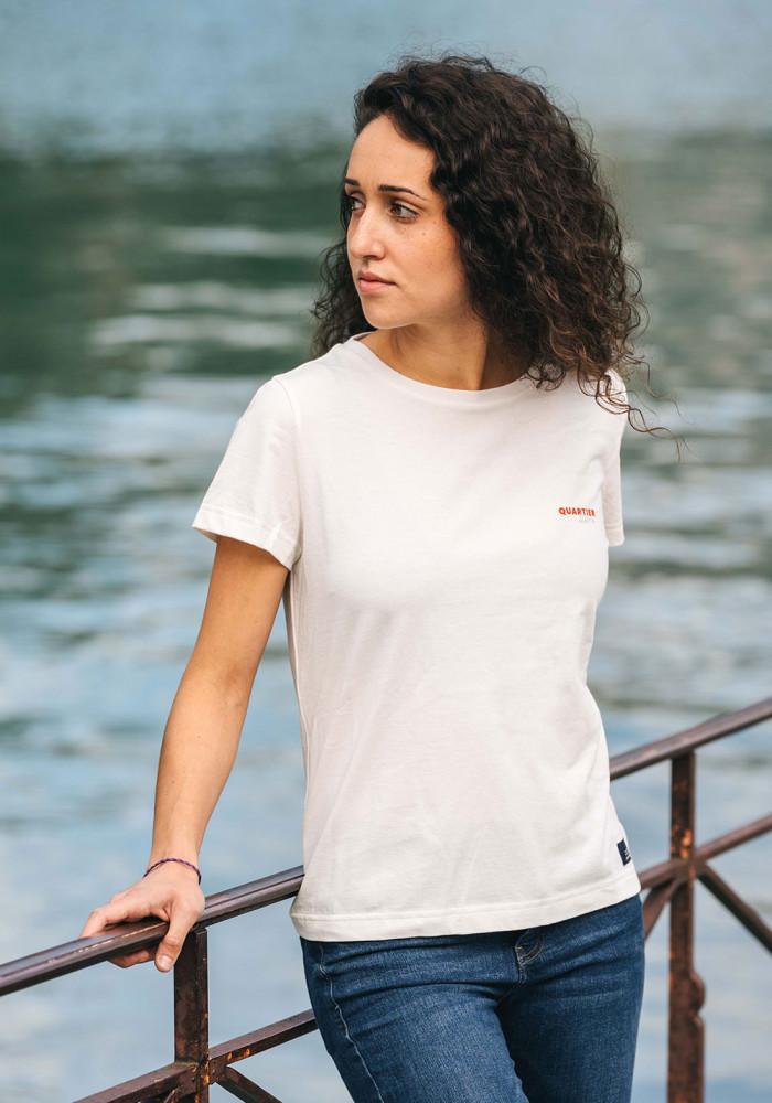 Le Tee-shirt Quartier Libre...