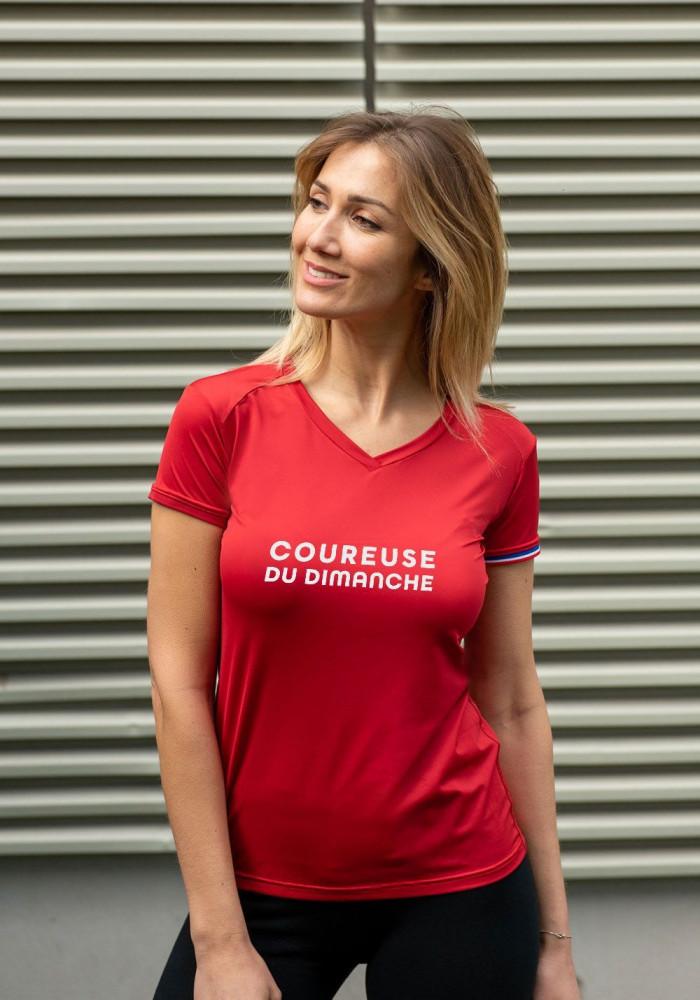 La Coureuse Du Dimanche (F)