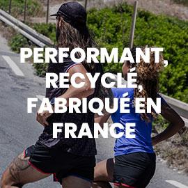 Fabrication française de vetements et matière recyclées
